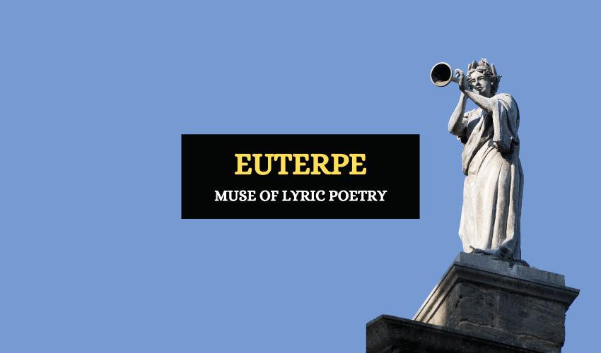 Euterpe muse Greek mythology