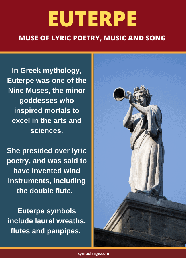Euterpe symbols importance