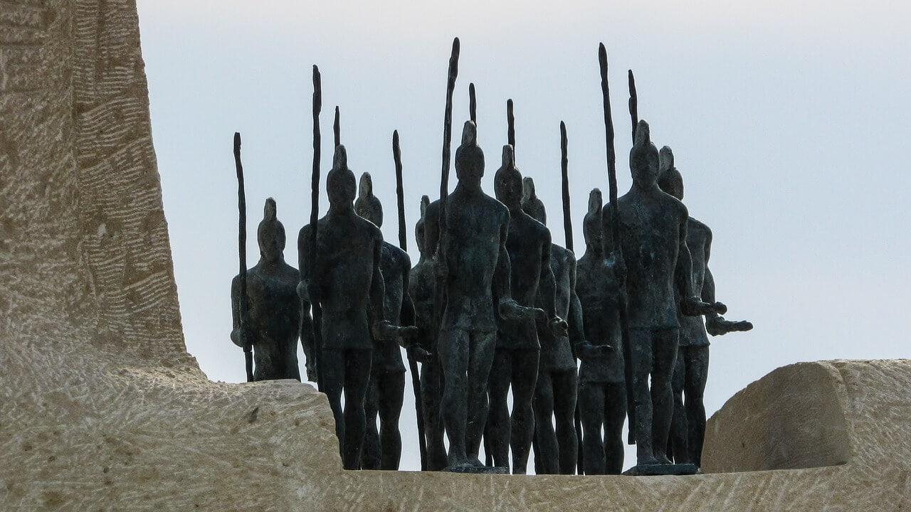 Greeks in Trojan horse