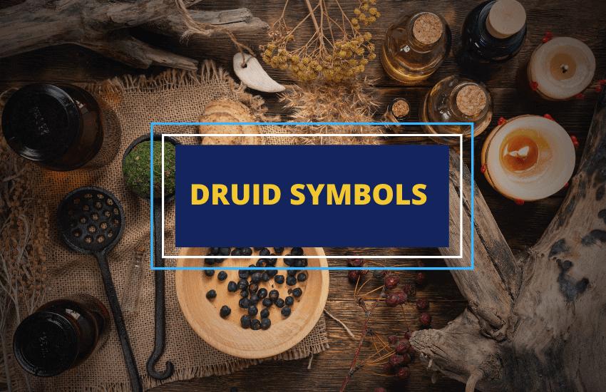 List of druid symbols