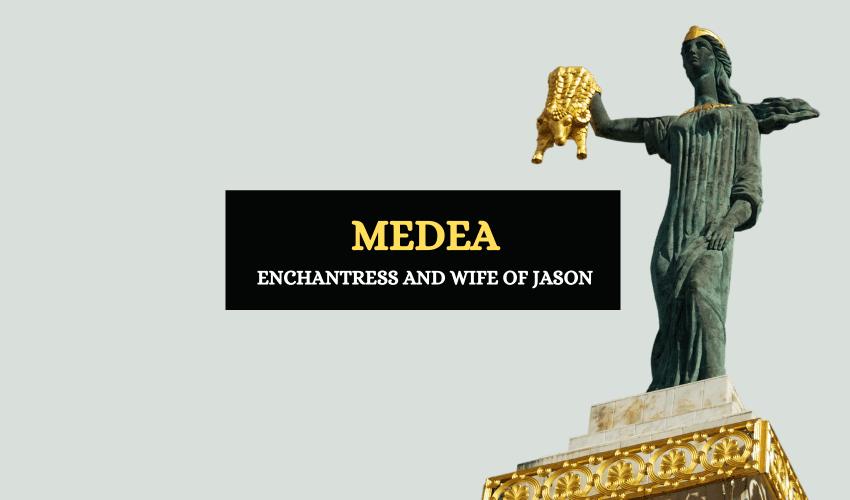 Medea Greek mythology
