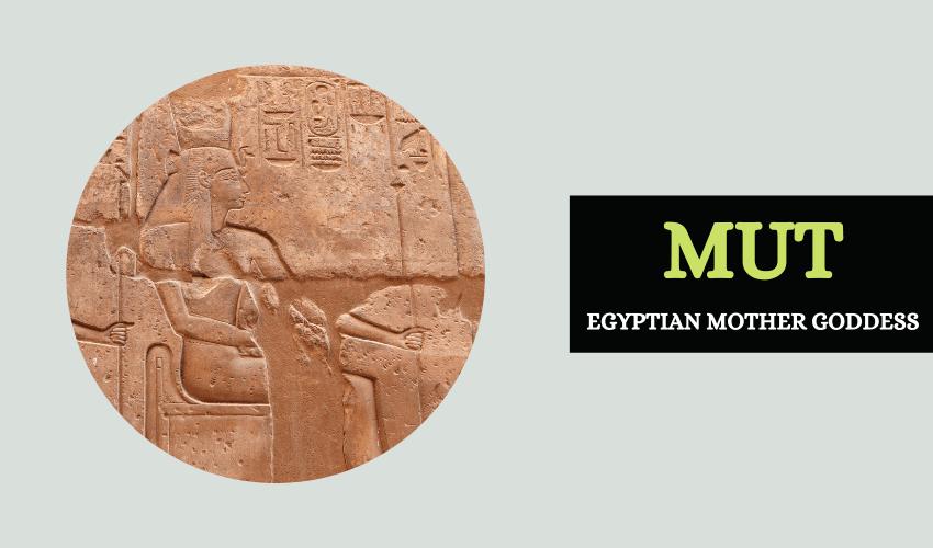Mut Egyptian goddess