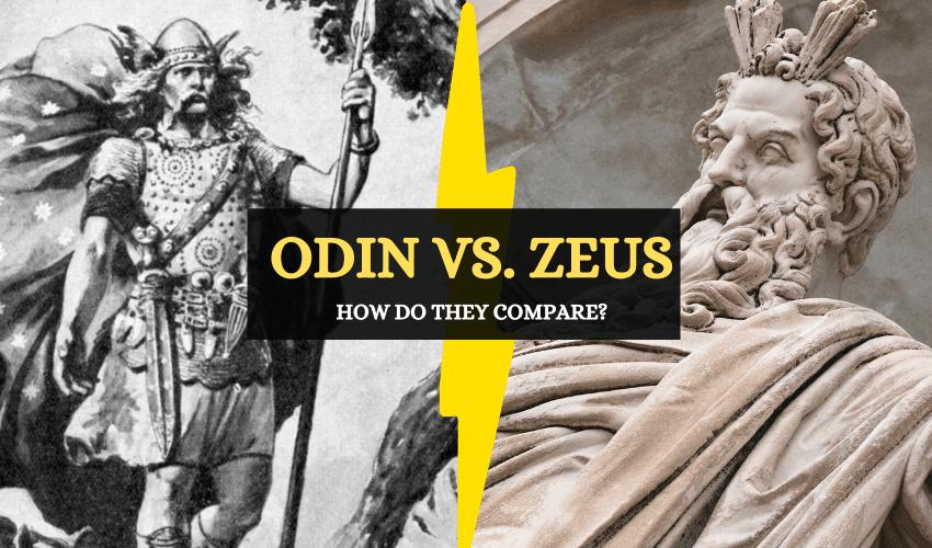 Odin vs. Zeus