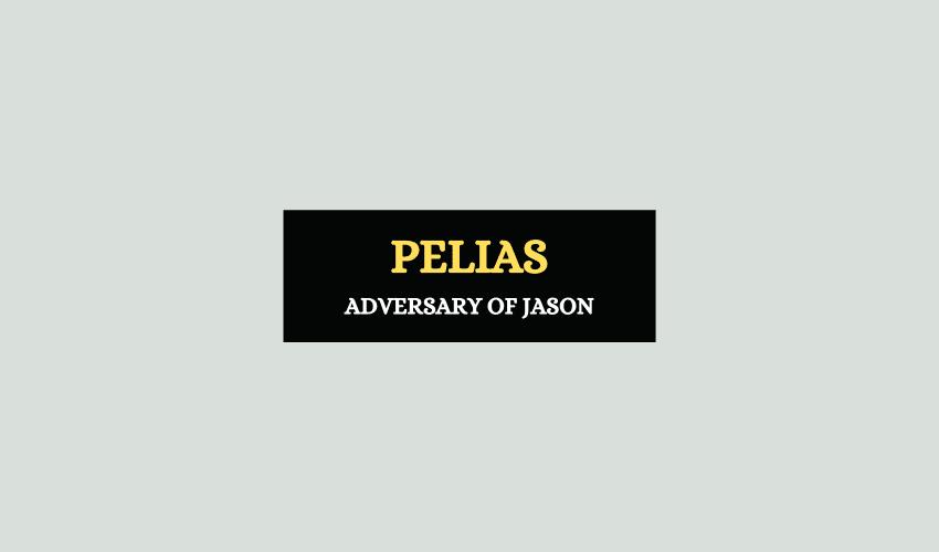 Pelias Greek mythology