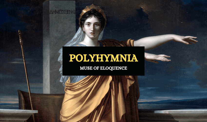 Polyhymnia Greek muse