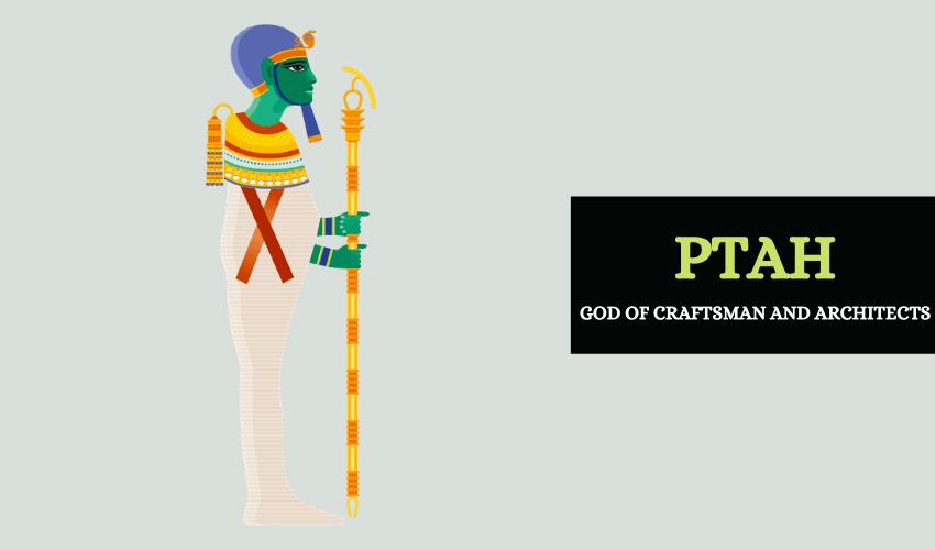 Ptah Egyptian god
