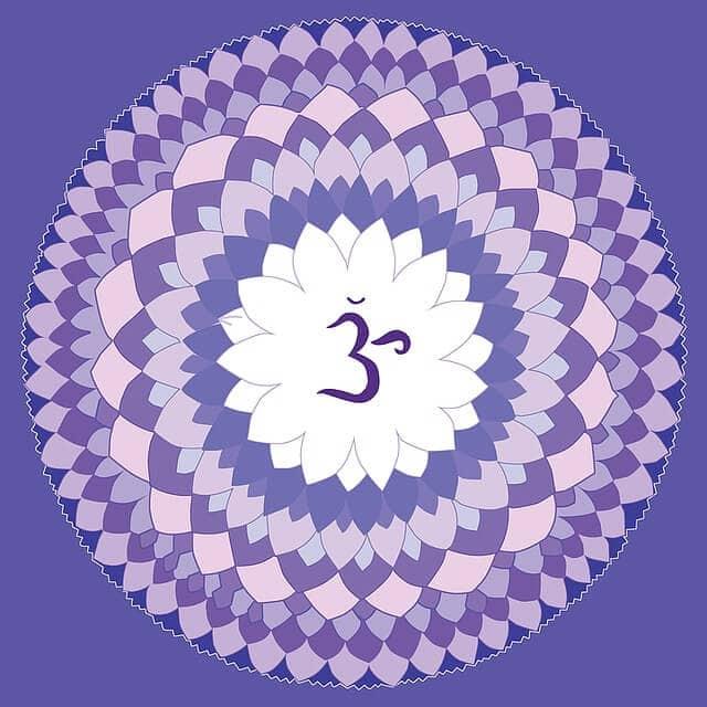 Sahasrara symbol design