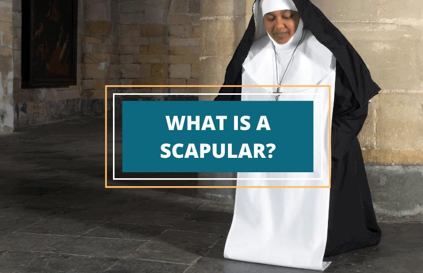 Scapular meaning symbolism