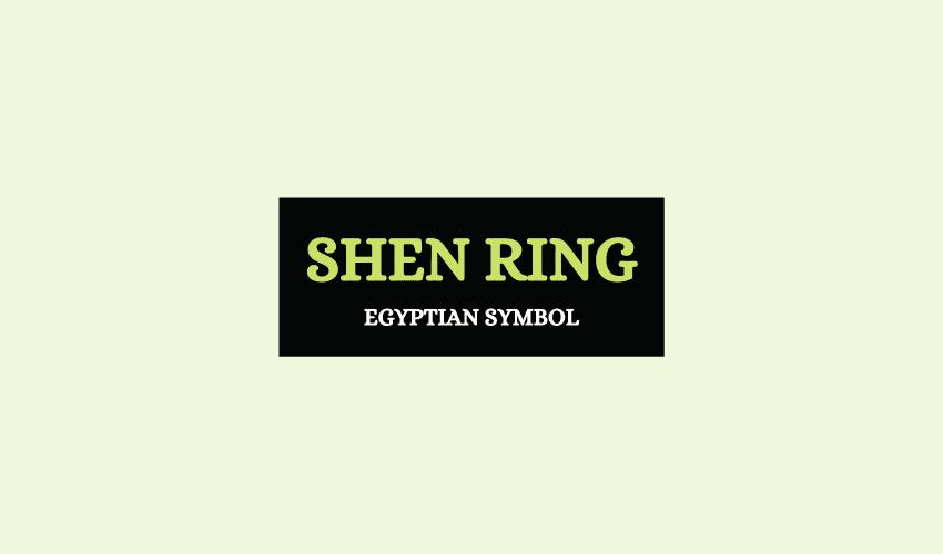 Shen ring symbol
