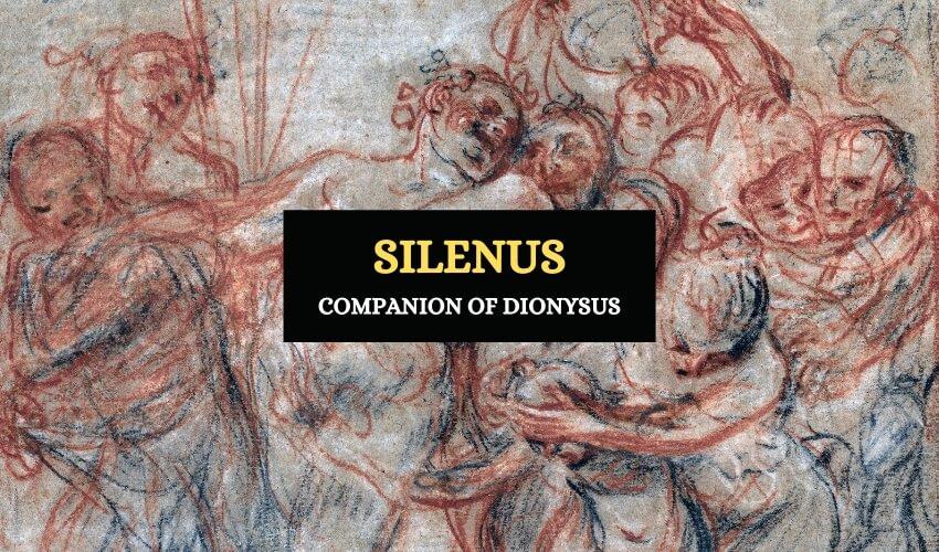 Silenus Greek mythology