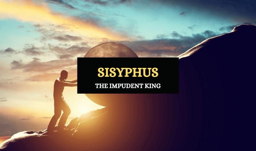Sisyphus Greek mythology