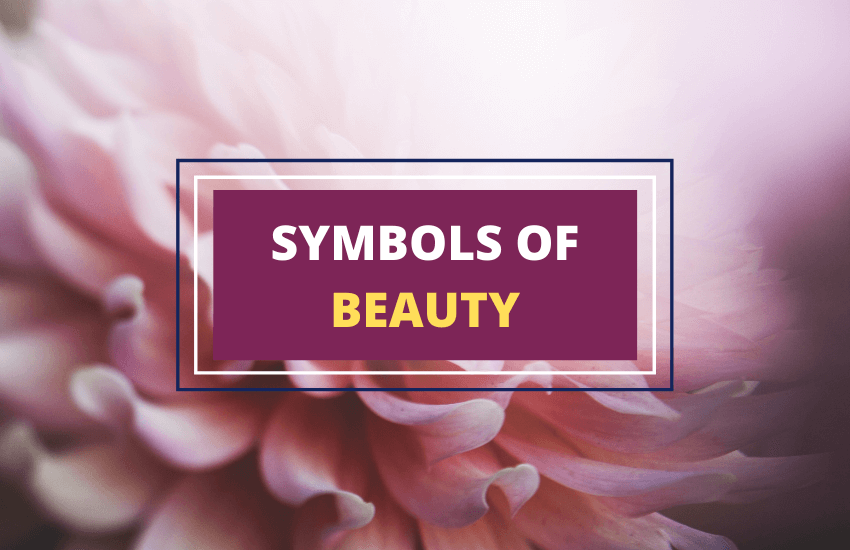 Symbols of beauty