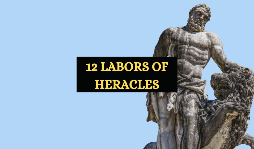 Twelve labors of Heracles