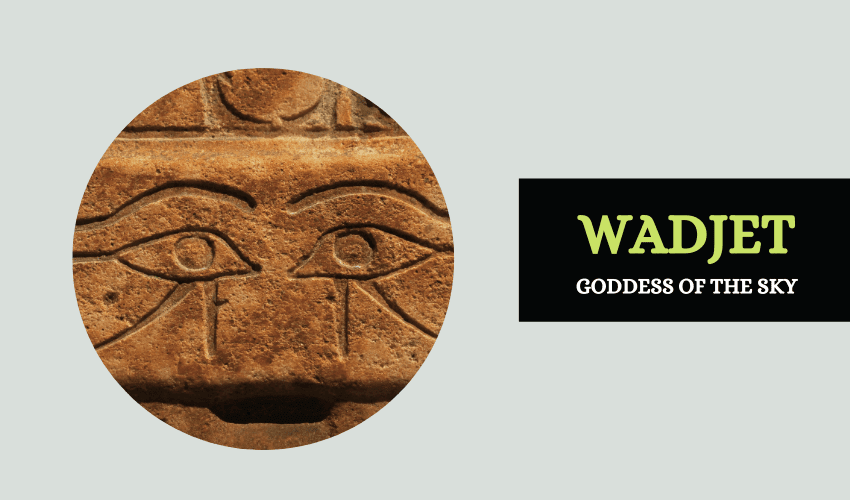 Wadjet Egyptian goddess