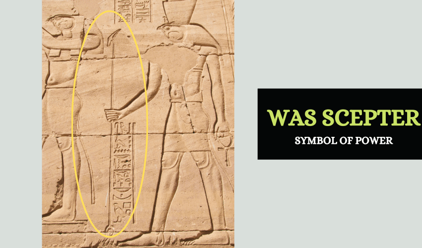 Was scepter Egyptian symbol