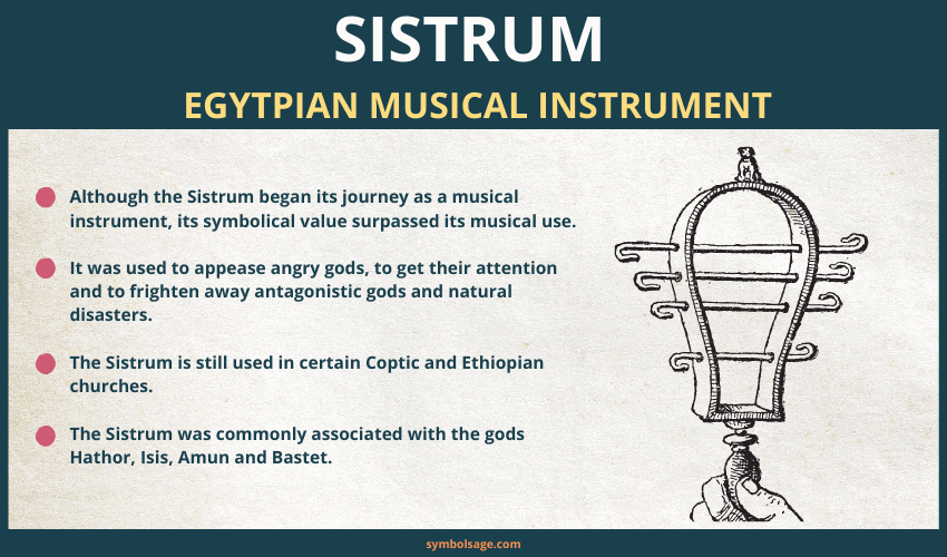 What is the Sistrum