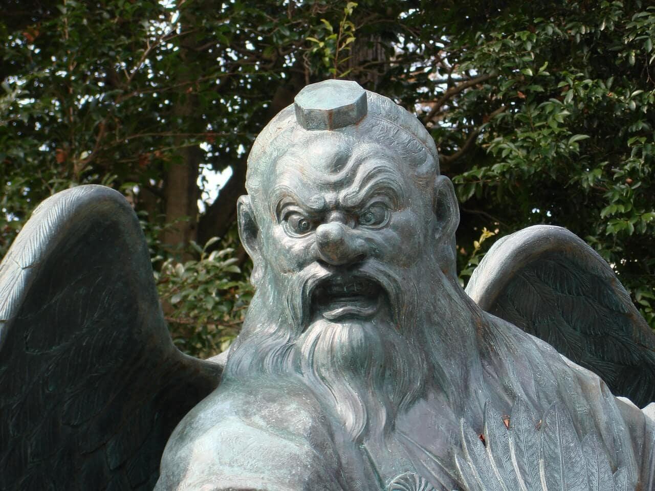 Who are the Tengu