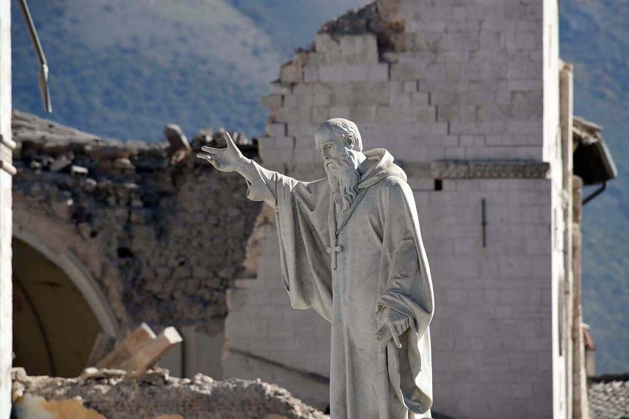 Who was saint benedict