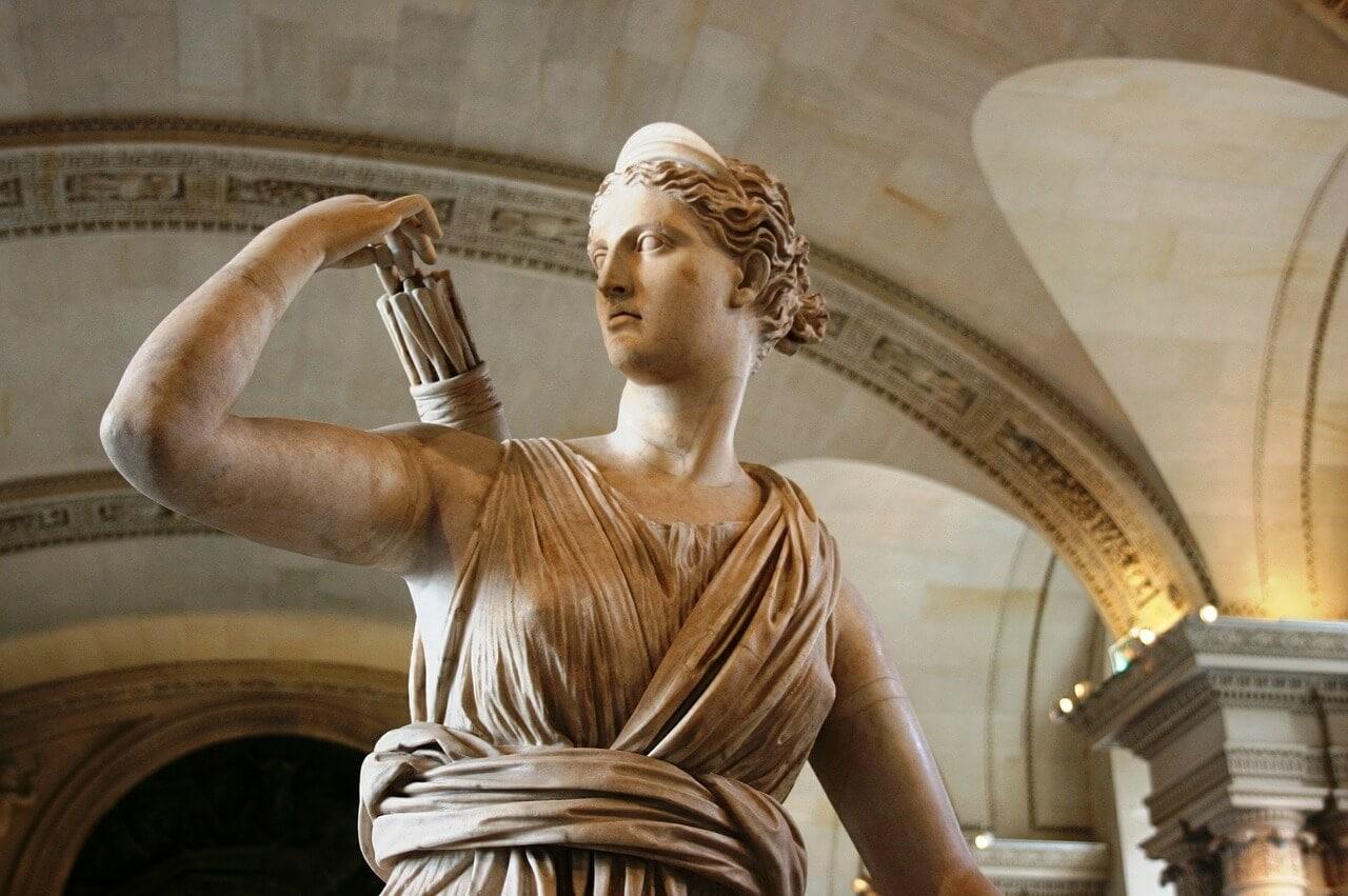 Diana Roman mythology