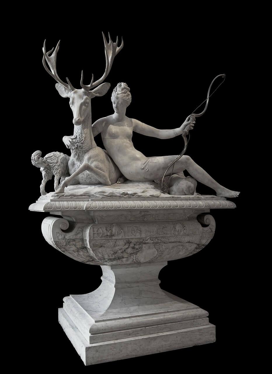 Diana's origins mythology