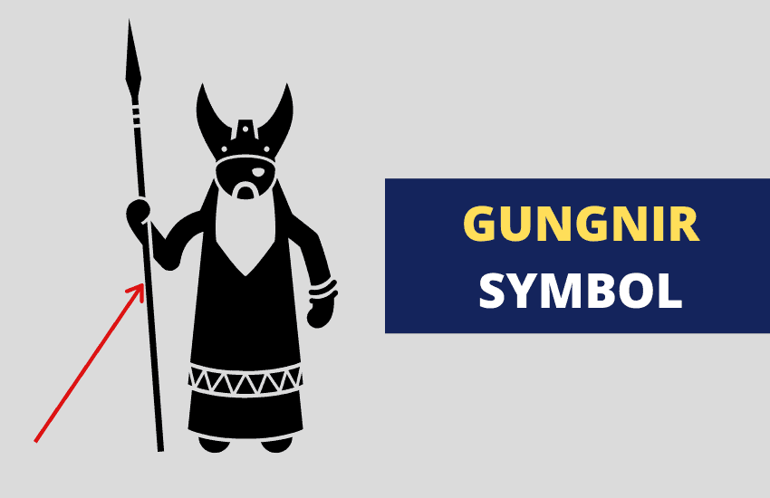 Gungnir symbolism and meaning