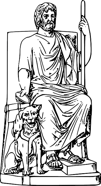 Hades Greek god of underworld