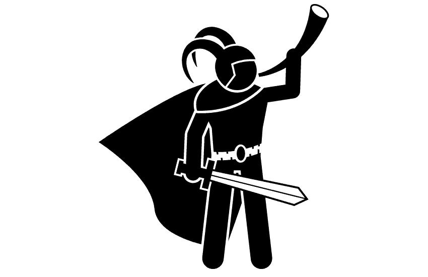 Heimdall sword hofund