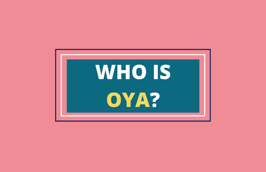 Oya Yoruba goddess
