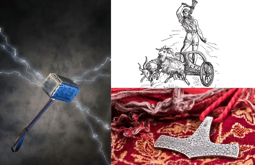 Thor's hammer mjolnir