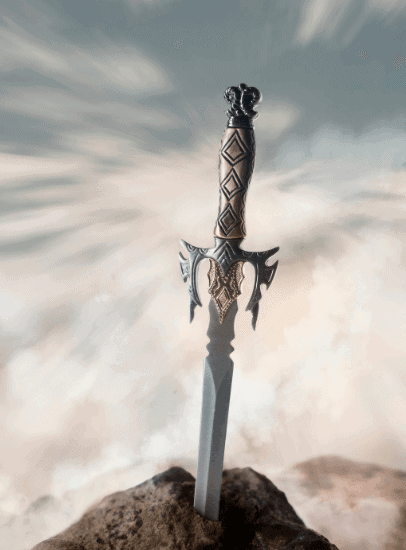 Tyrfing magical Norse sword