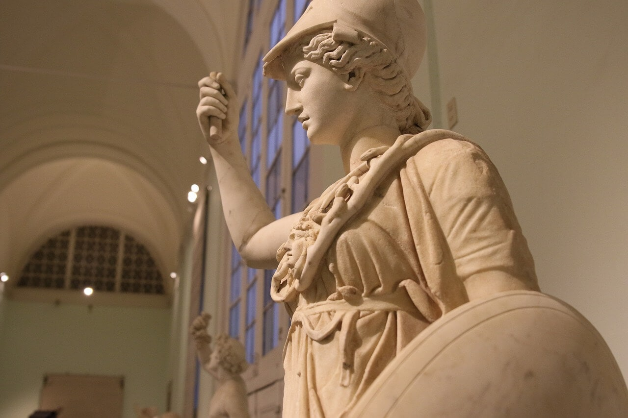 Athena Minerva goddess