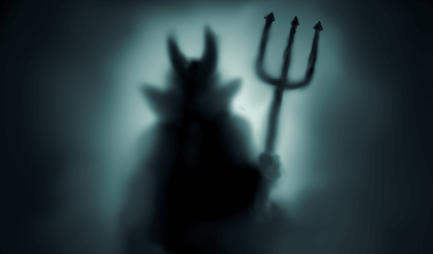Hades trident