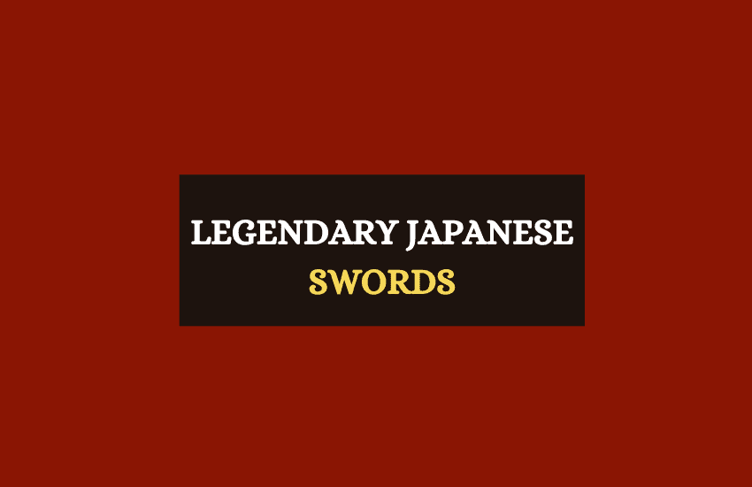 Japanese sword names