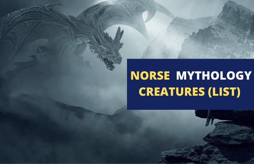 Creatures of Norse Mythology