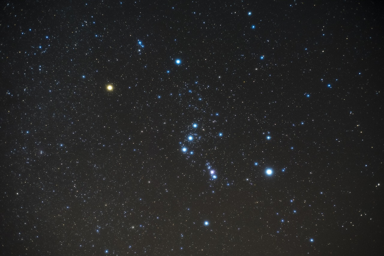 Orion the constellation