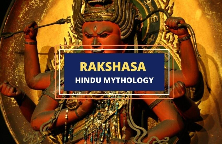 Rakshasa Hindu mythology