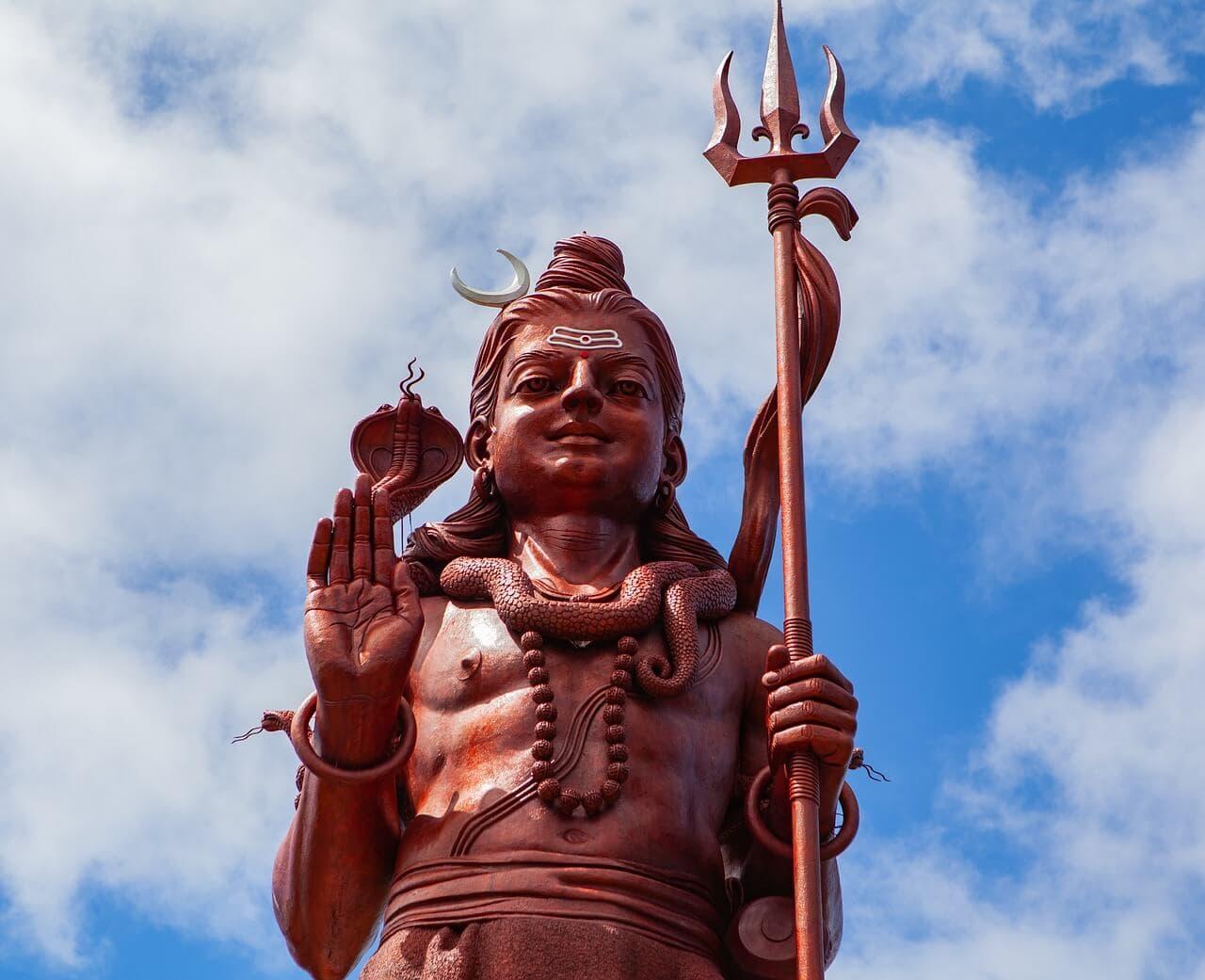 Trident Hindu Shiva