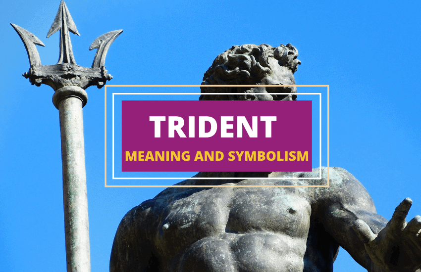 Trident meaning and symbolism