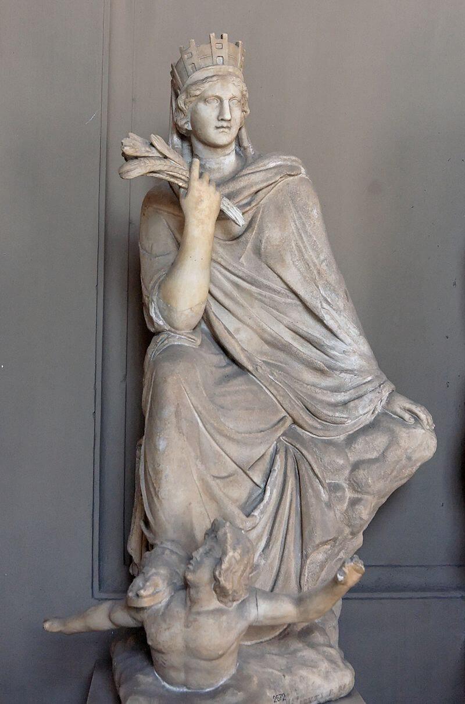 Tyche goddess