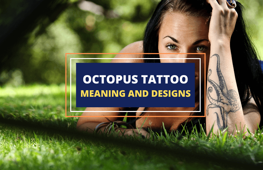 Octopus tattoo meaning and significance