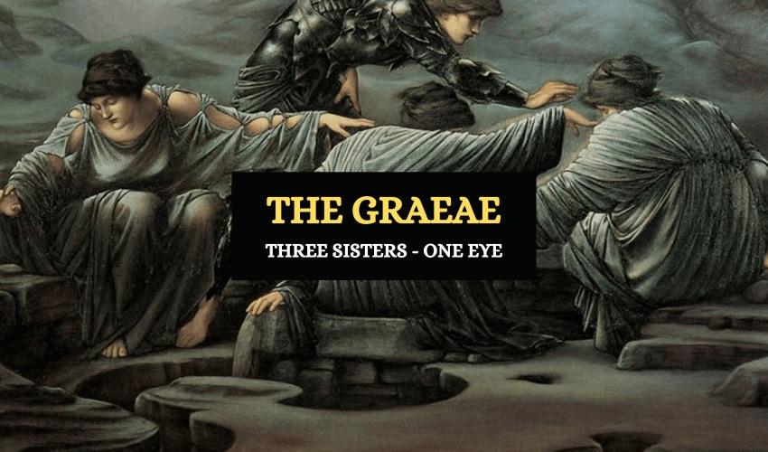 Graeae sisters Greek mythology