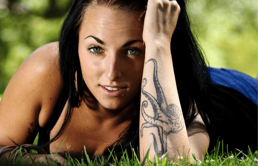 Types of octopus tattoos