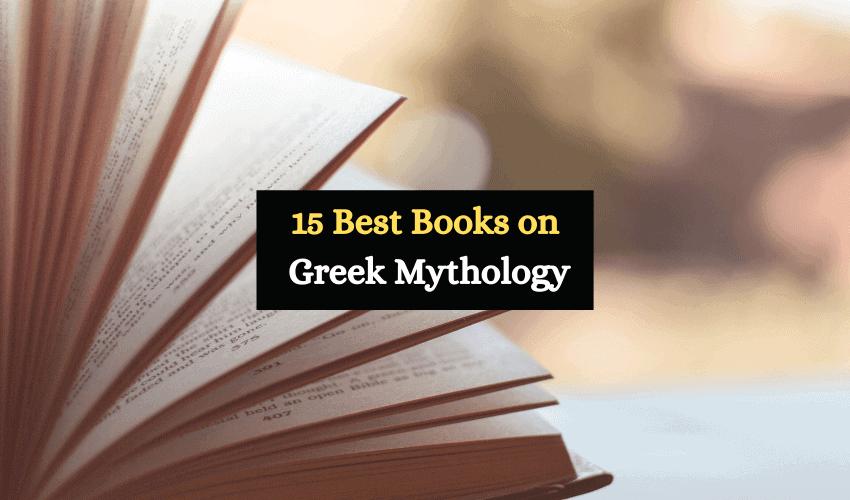 Best Greek mythology books