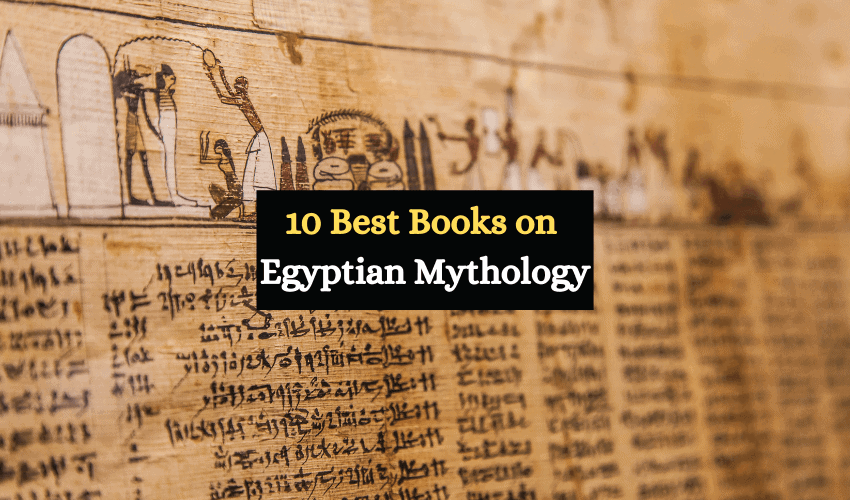 Best Egyptian mythology books