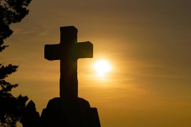 Christian cross meaning change