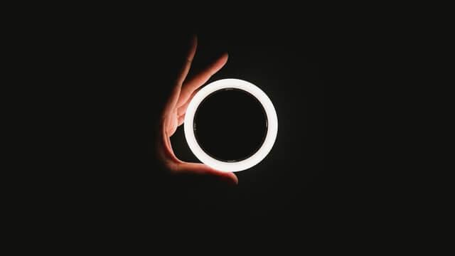 Circle symbol of motherhood