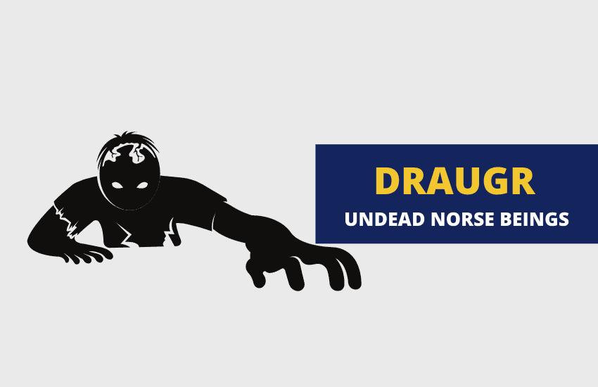 Draugar Norse beings symbolism