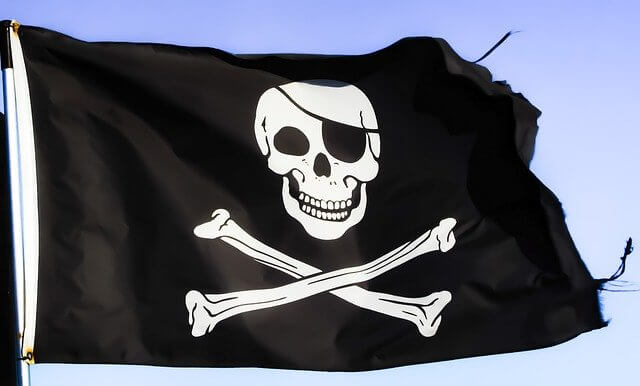 Skull crossbones pirates meaning change