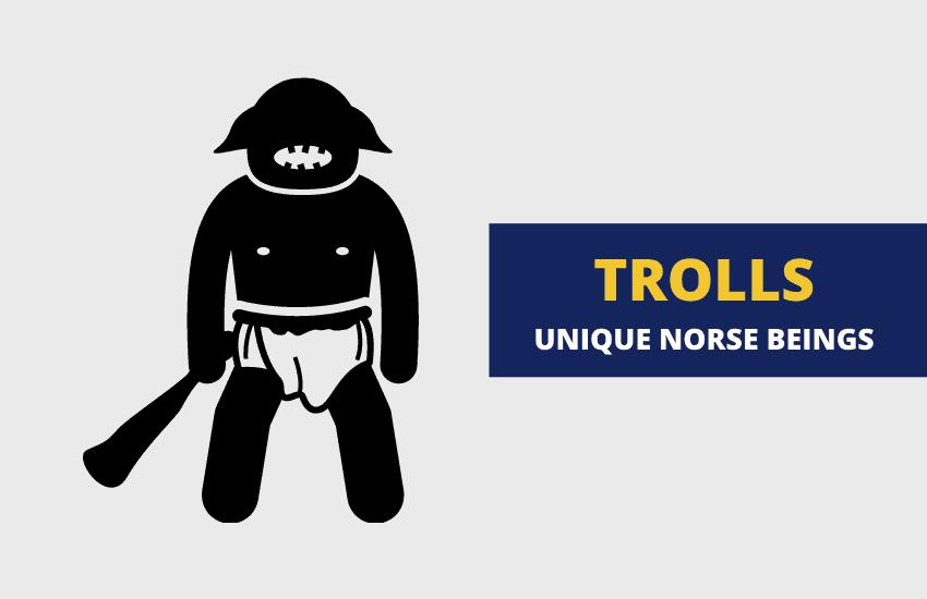 Trolls Norse mythology