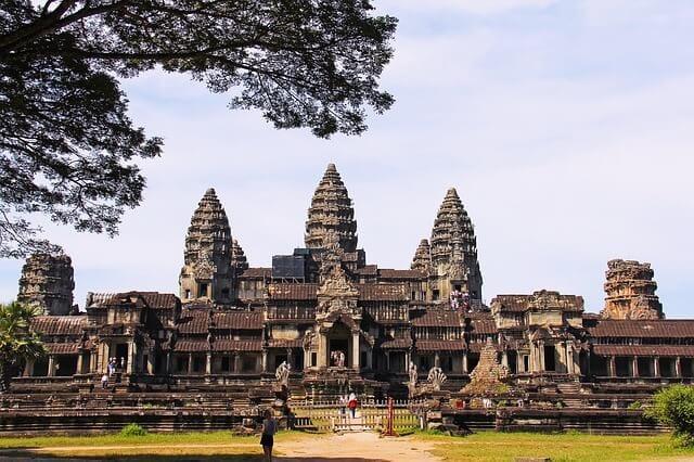 Angkor wat symbolism